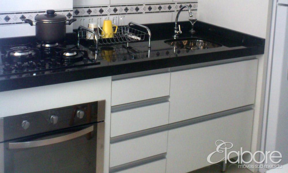 Cozinha Cooktop - Elabore Móveis Sob Medida